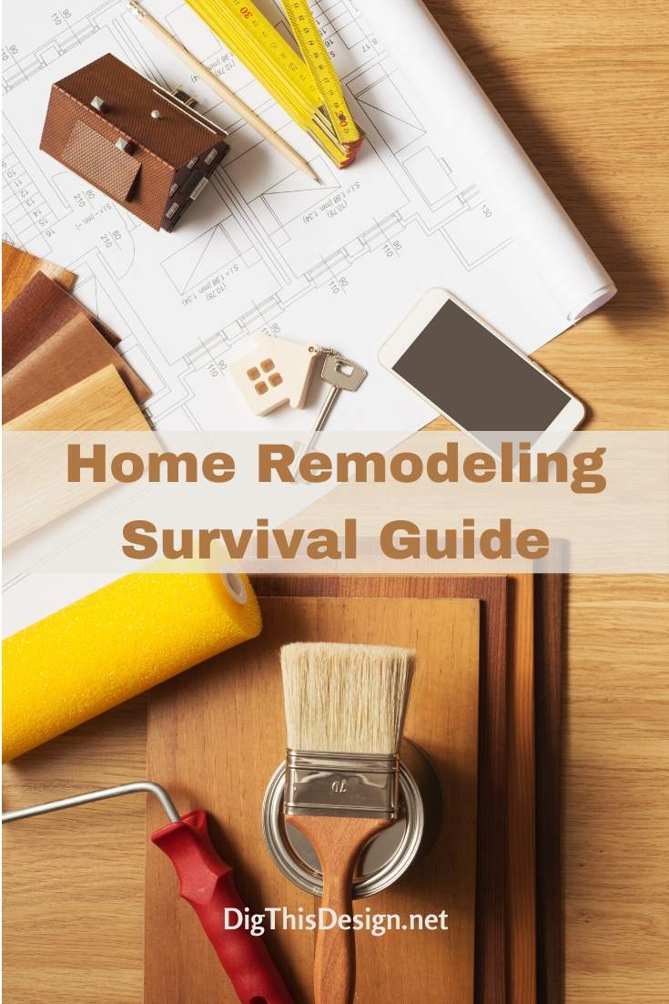How to Survive Home Remodeling Guide