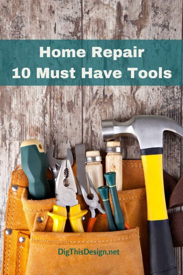 Essential Tools for Any Home Repair Enthusiast