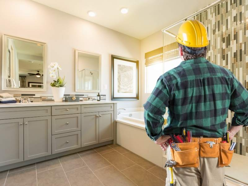 Maximizing Your Home Value Before You Sell - Bathroom Remodel