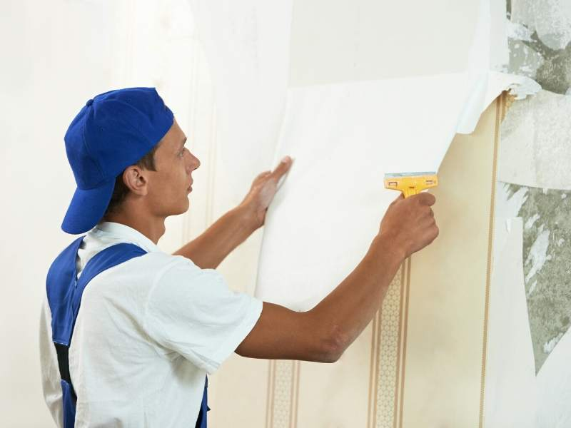 Repairing Peeling Wallpaper Home Fixes