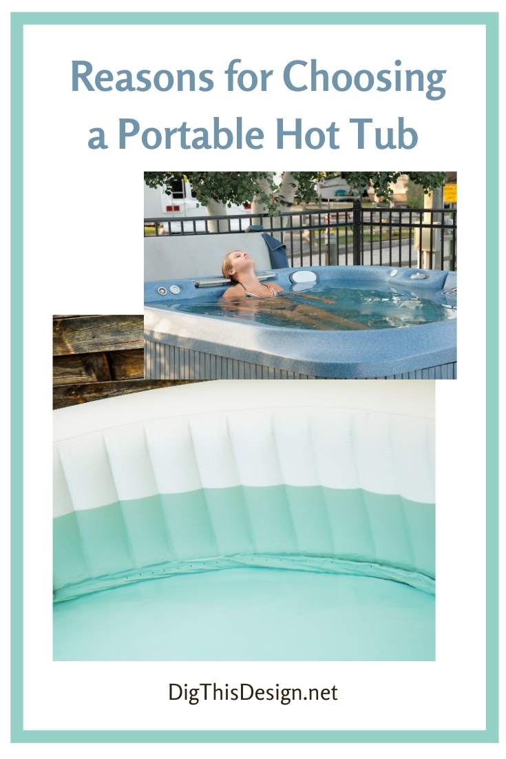 Choosing Portable Hot Tubs over Fixed Hot Tubs