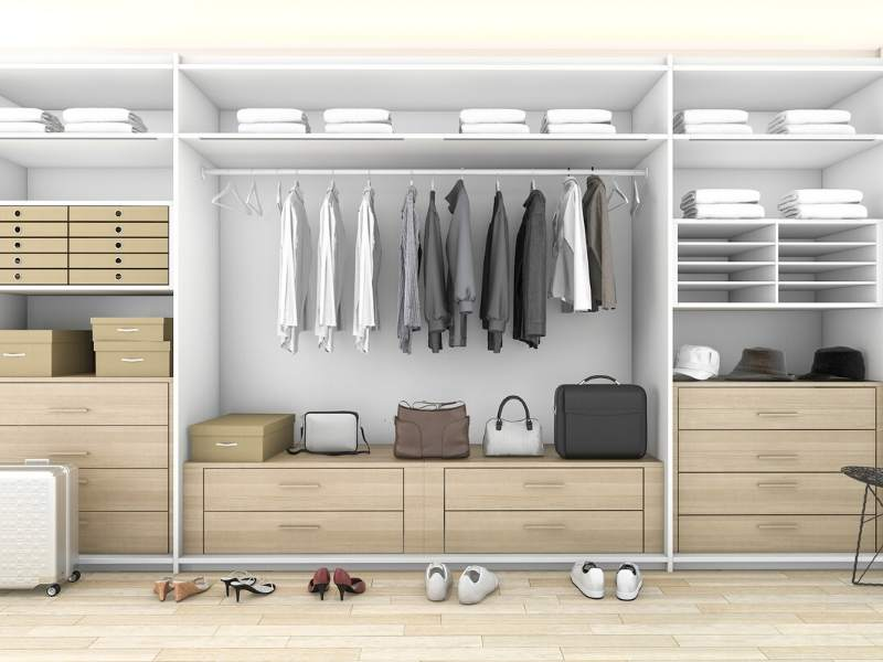 The Ultimate Closet for Spare Bedroom Ideas