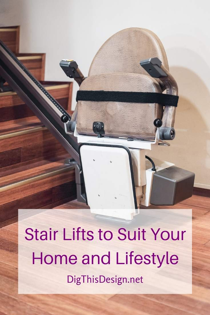 Types of Stair Lifts to Install