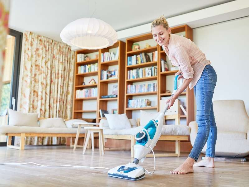 Reasons to Sanitize Your Home with Steam Cleaners