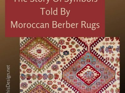 The Story Of Symbols Told By Moroccan Berber Rugs