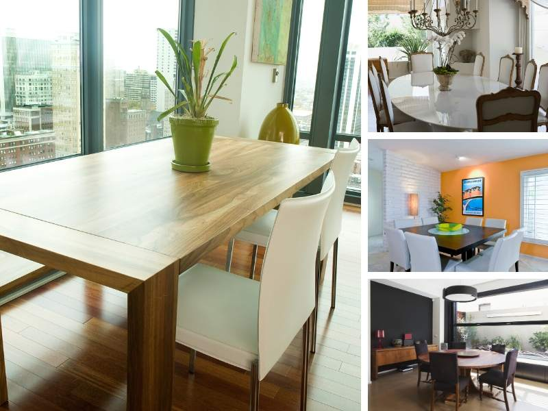 4 Steps to the Best Dining Room Table for Your Home