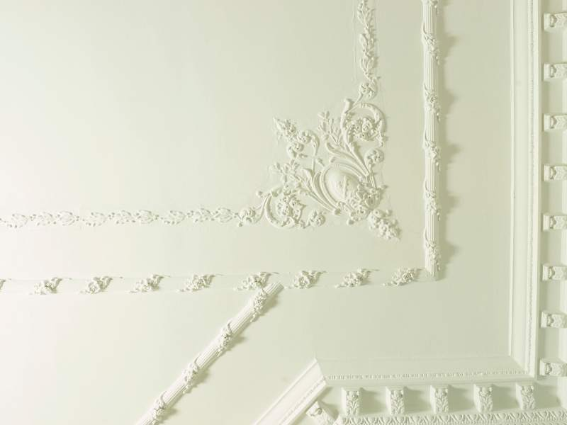 Upcycling vintage ceilings