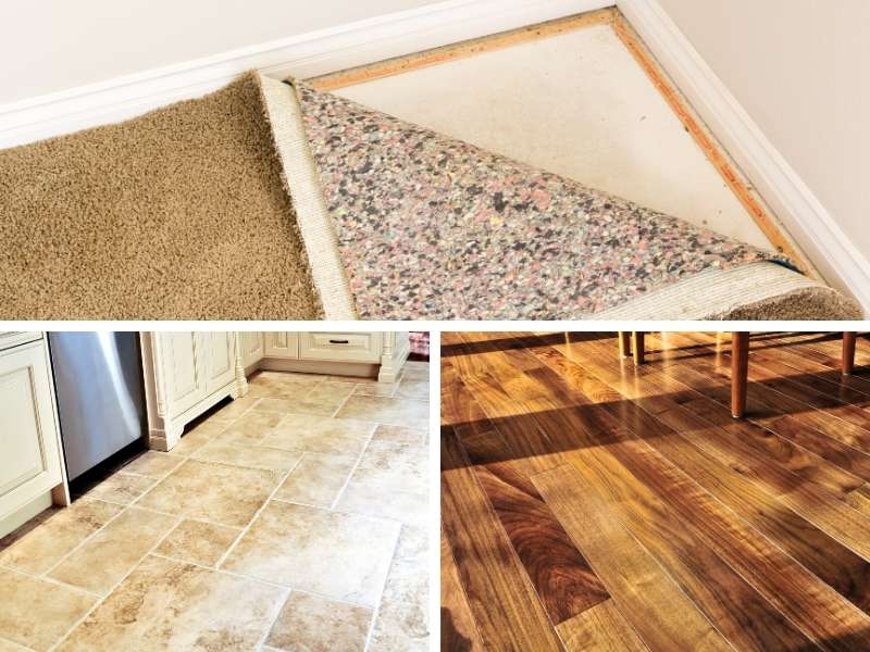 Pros & Cons for Which Flooring is Right for You & Your Family