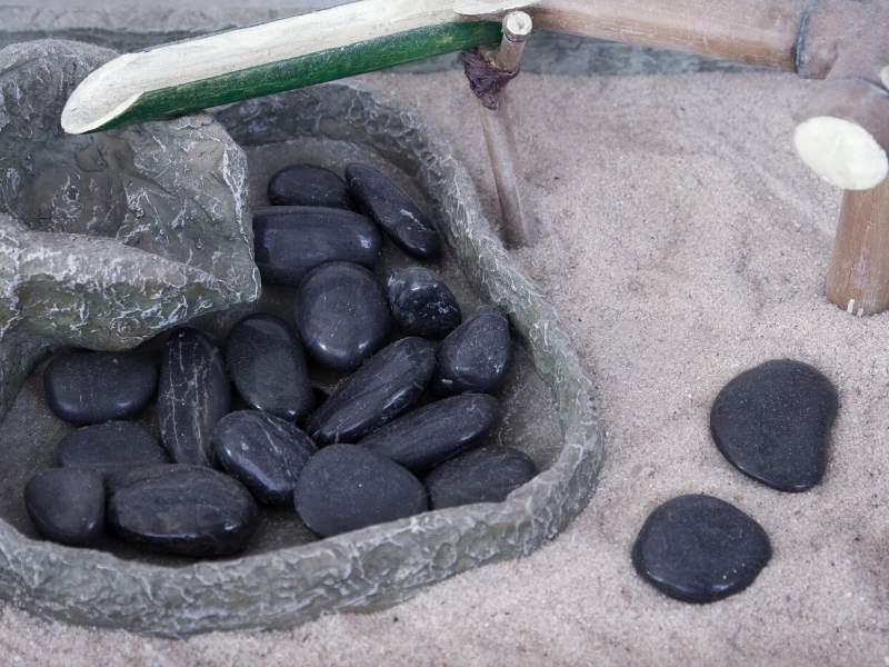 Make Use of Stones or Pebbles