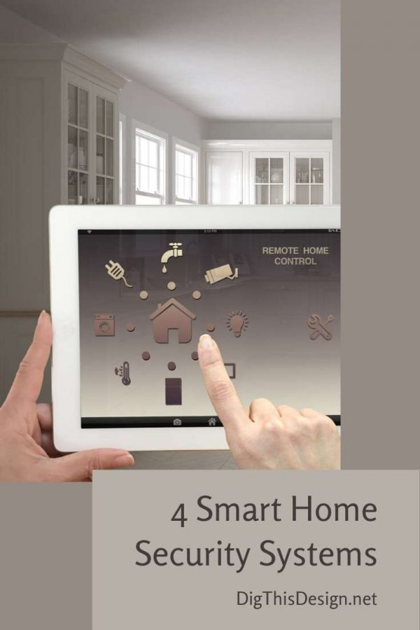 A Review of 4 Smart Home Security Devices