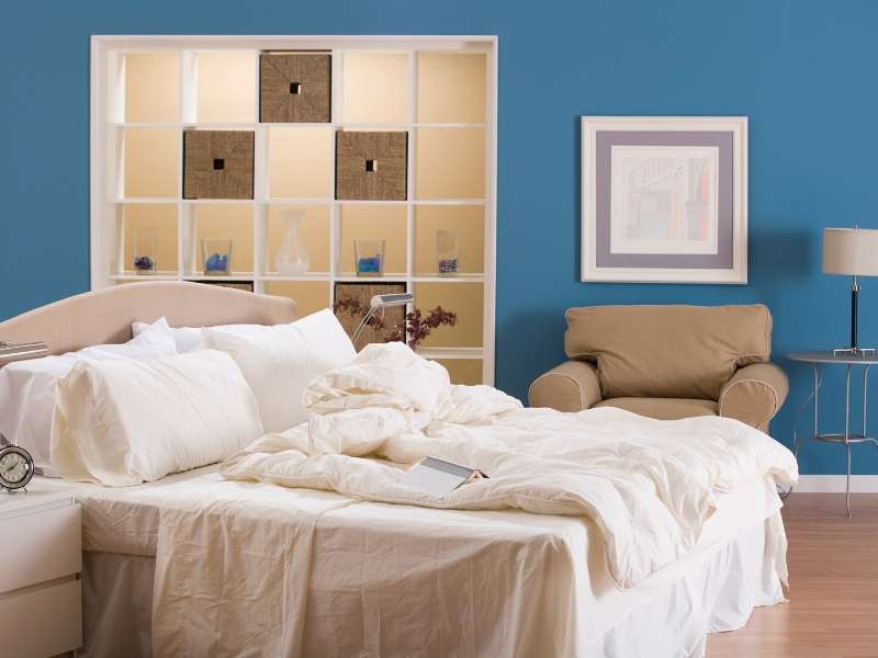 Organize Your Bedroom • 8 Great Tips