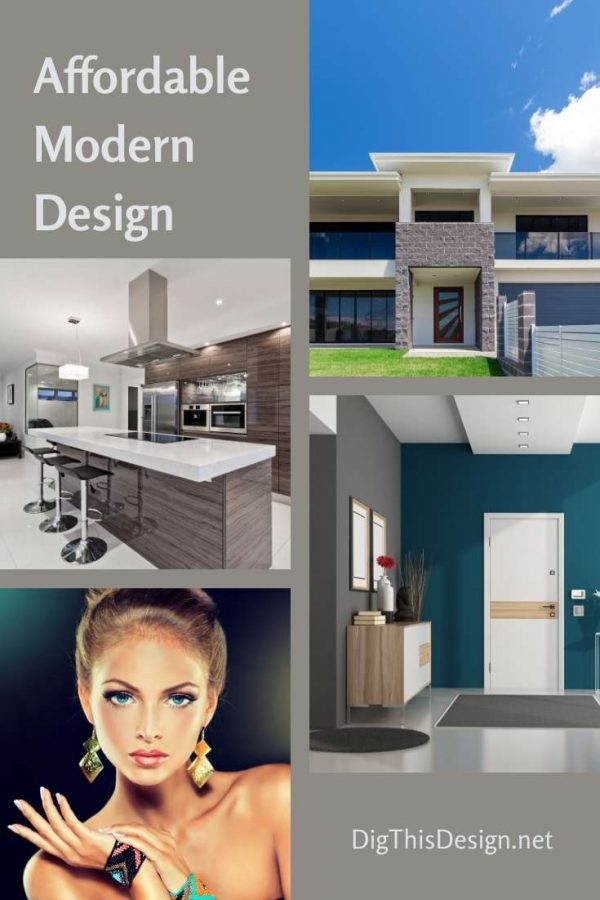 All About Modern Design and Affordability