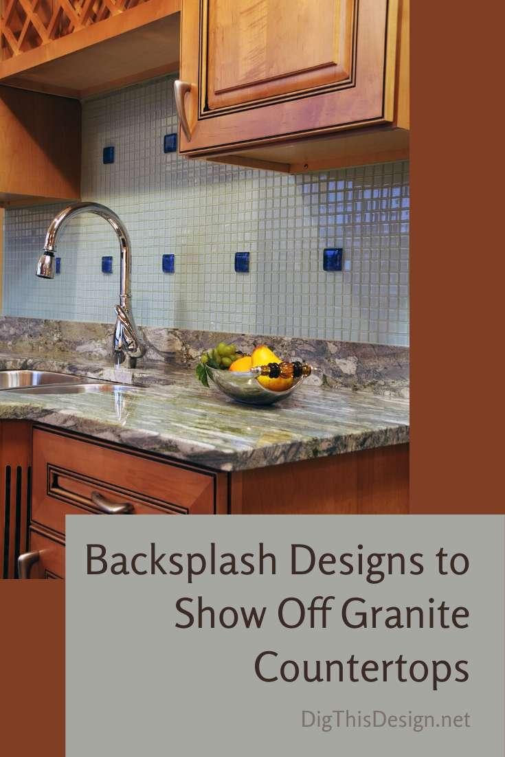 Kitchen Backsplash Design Designing A Visual Focal Point Dig This Design