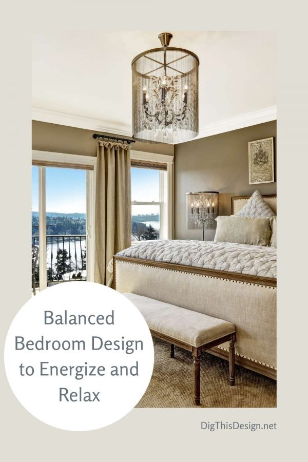 How to Create the Most Balanced Bedroom Design