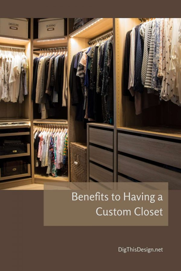 The Best Custom Closets are Produced by Professionals