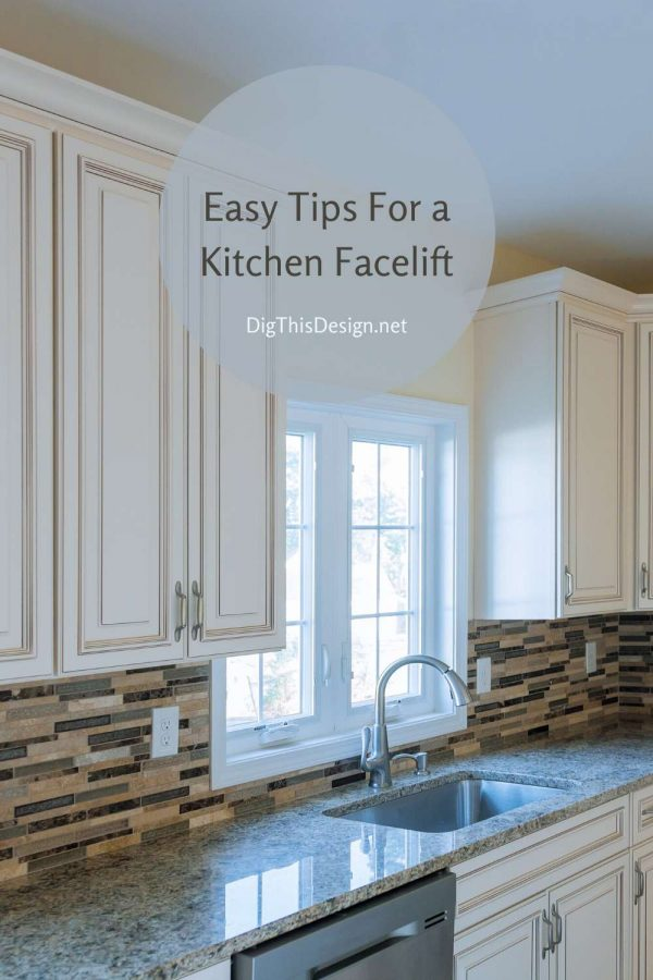 Tips For a Kitchen Facelift