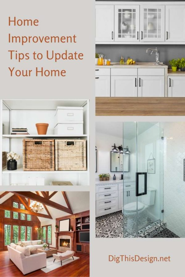 Home Improvement Tips to Increase Its Appeal