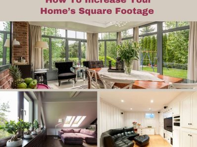 How To Increase Your Home's Square Footage