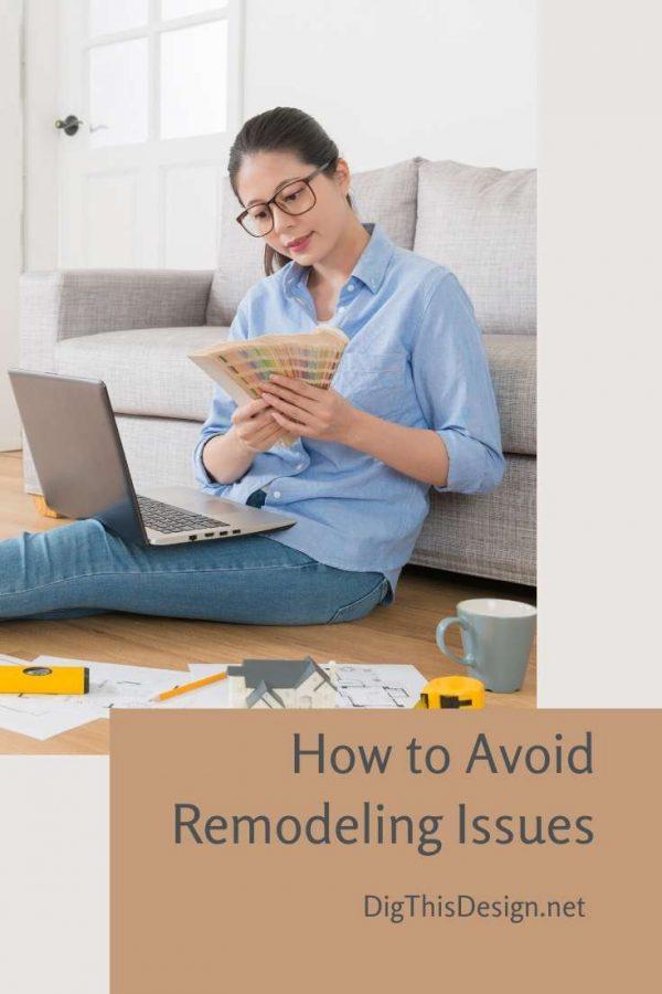 Avoid Remodel Mistakes
