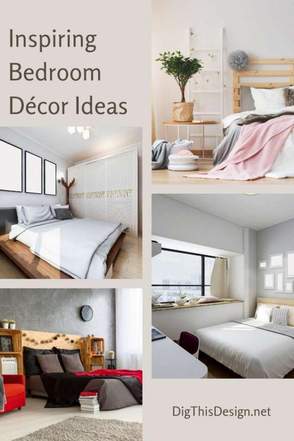Inspiring Bedroom Décor Ideas