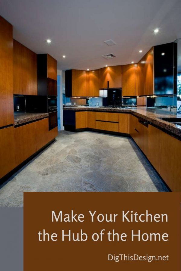 Creating a Kitchen for a Social Gathering