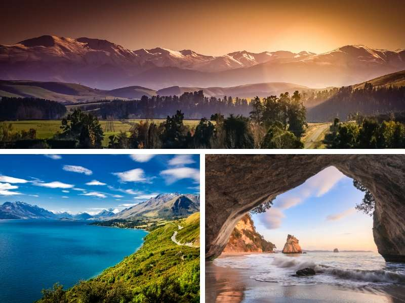 New Zealand is the Perfect Location for Amazing Movie Filming!