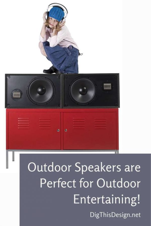 Benefits of Having Outdoor Speakers