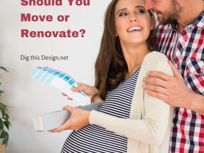 Is it better to Move or Renovate?