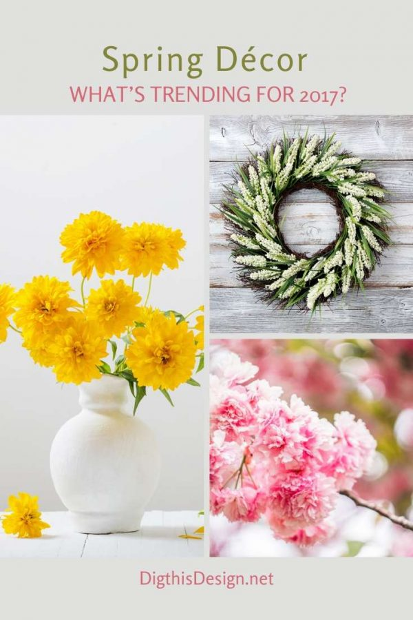 5 Spring Décor Ideas