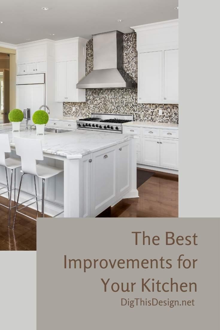 The Best Kitchen Improvements