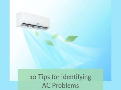 10 Tips for Identifying AC Problems
