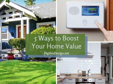 5 Ways to Boost Your Home Value