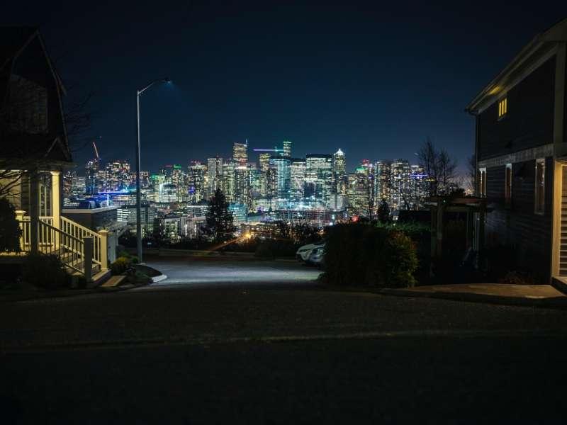 Nightlife in Seattle
