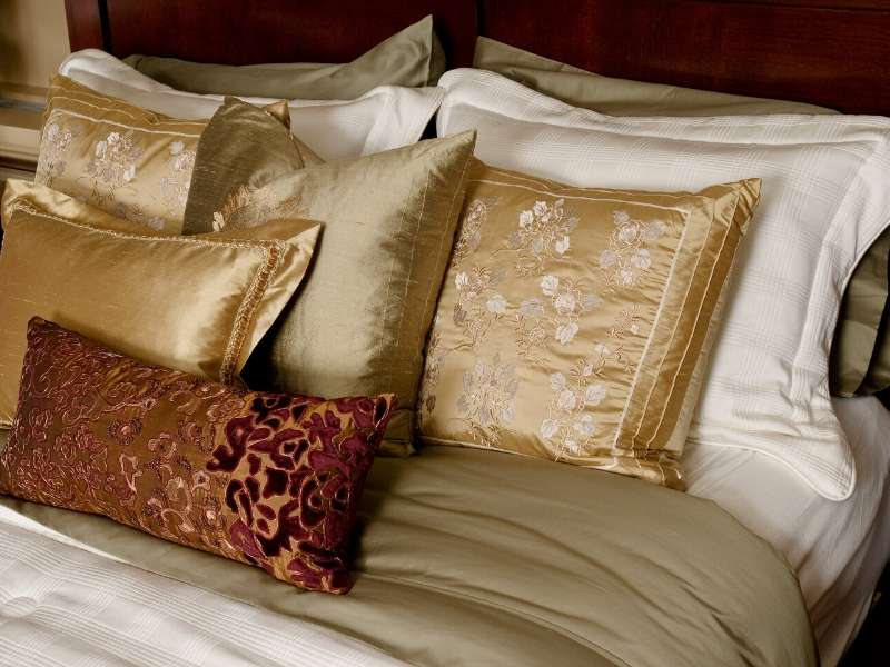 Gold Accents are Trending in Design