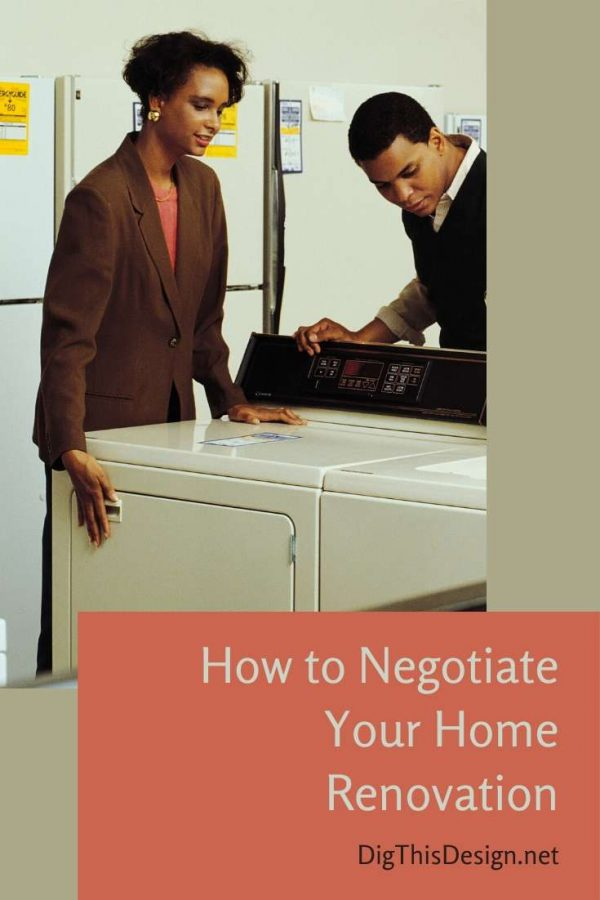 How to Negotiate Your Home Renovation