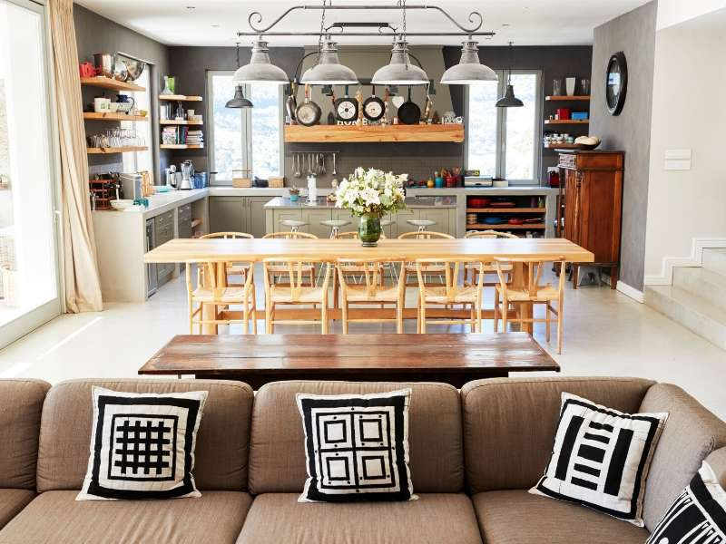 4 Tips to Develop a Cozy Open Plan Concept