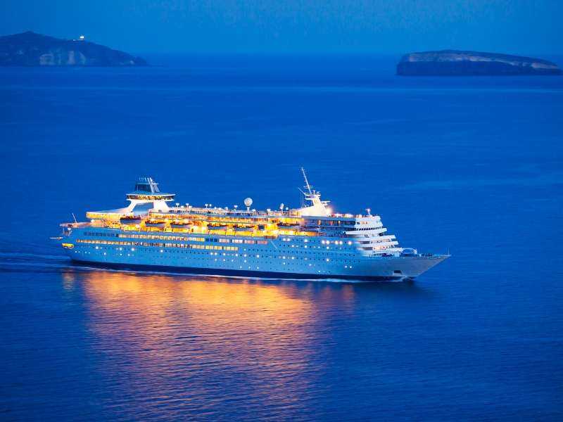 Four of the Top Choices for Casino Cruise Ships