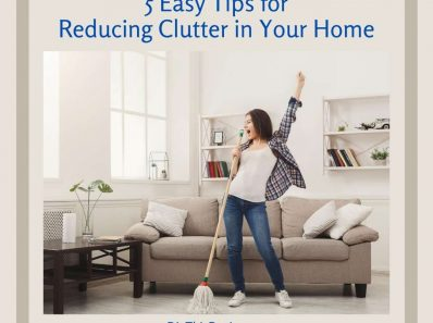 5 Easy Tips for Reducing Clutter in Your Home