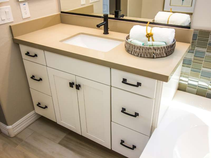Making the Most of Your Smaller Bathrooms