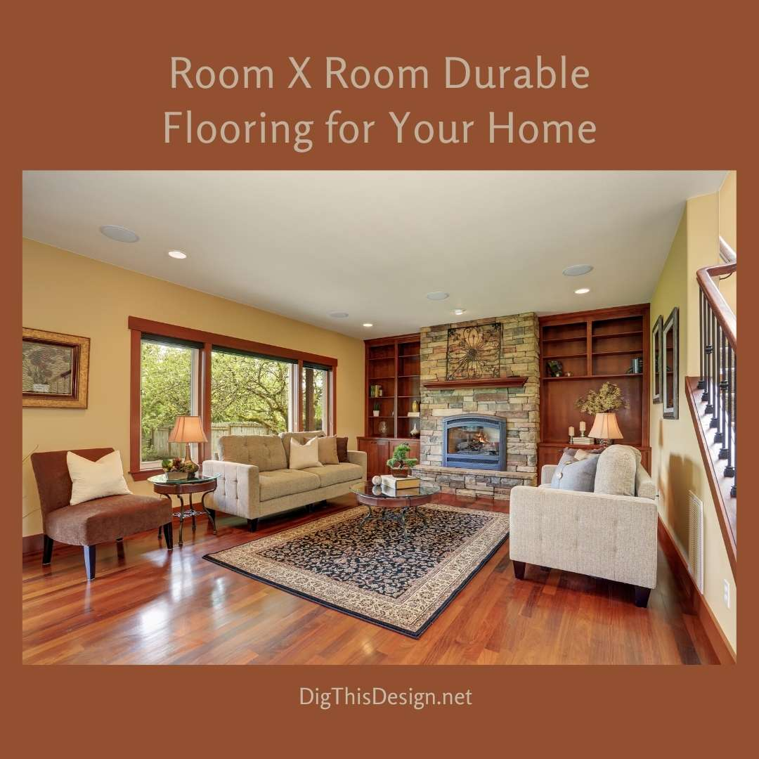 Room X Room Durable Flooring for Your Home