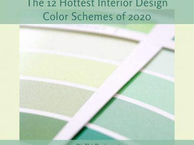 The 12 Hottest Interior Design Color Schemes of 2020