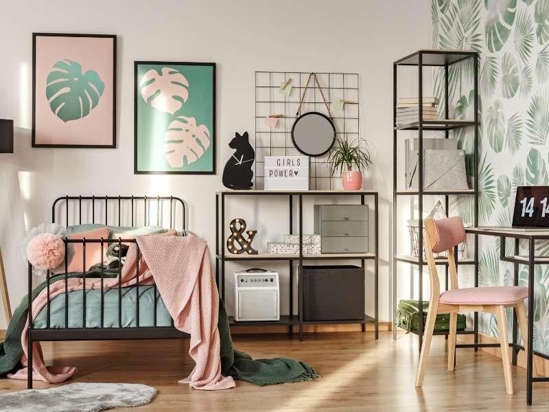 Framed Posters DIY Crafts