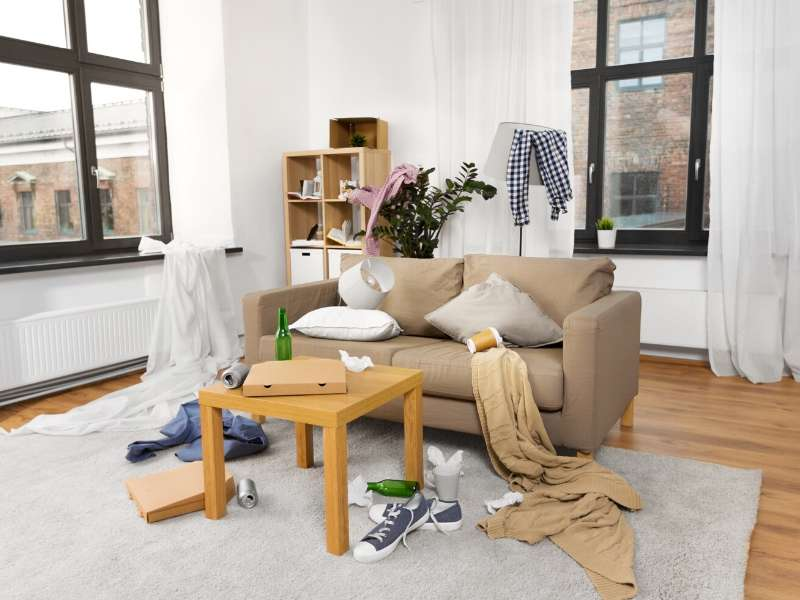 When Clutter Becomes a Problem, Identifying the Severity