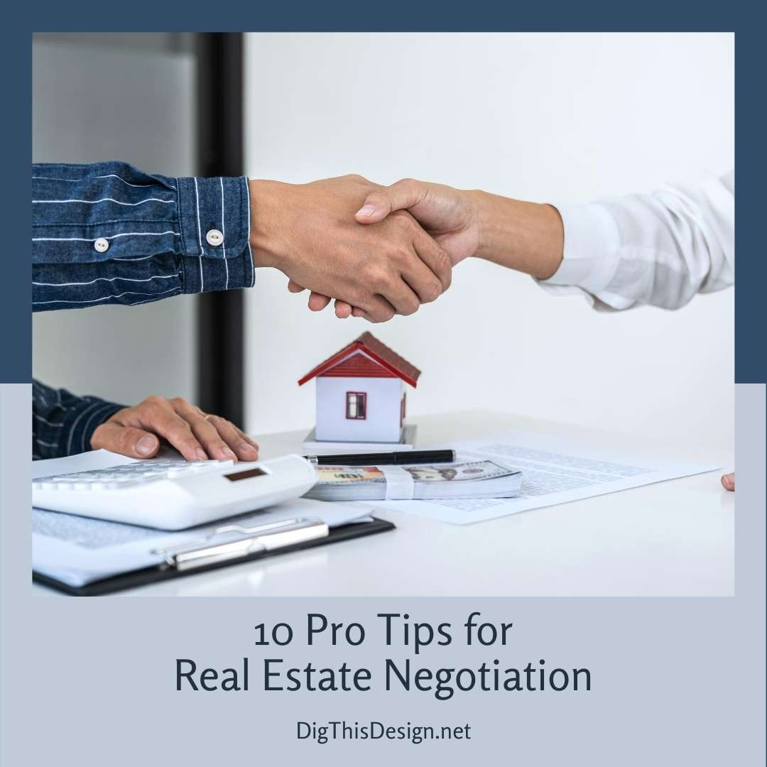 10 Steps to Learning Real Estate Negotiation