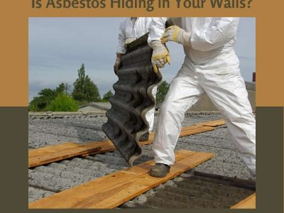 Is Asbestos Hiding in Your Home?