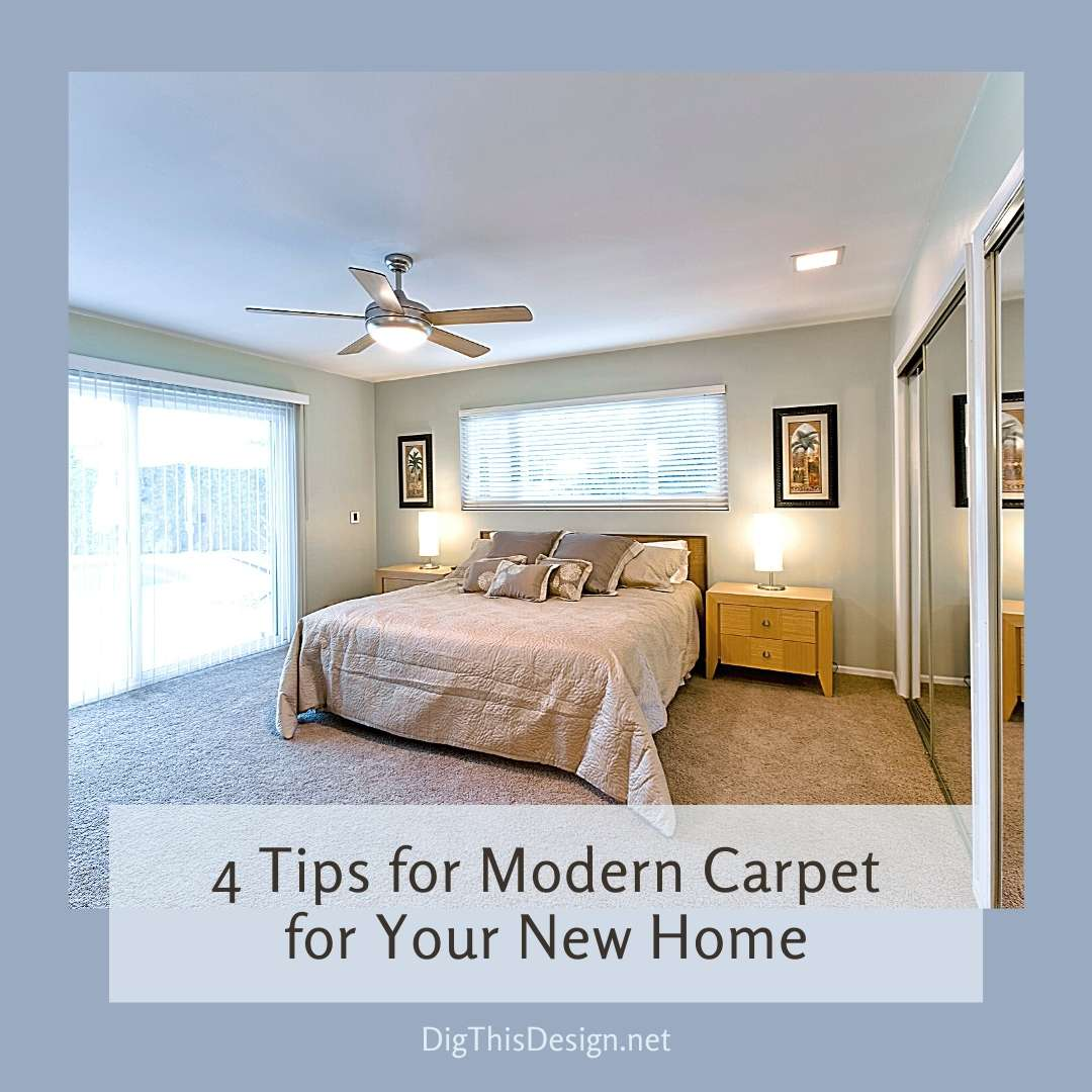 Modern Carpet for Your New Home