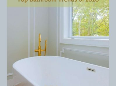 Top Bathroom Trends of 2020