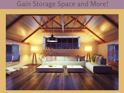 Why Board a Loft Gain Storage Space and More!
