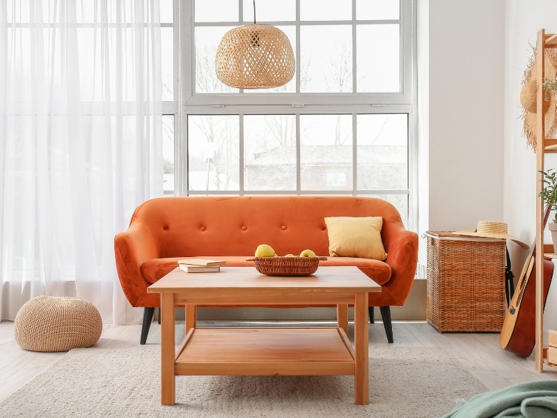 3 Top Design Trends for Fall 2020 - Earthy Tones for Warmth
