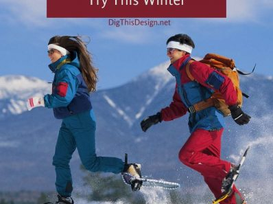 5 Fun Outdoor Activities to Try This Winter